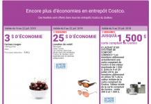 Circulaire rabais coupons Costco