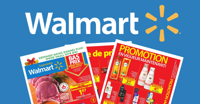 Circulaire Walmart en ligne