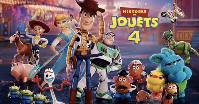 Regardez le film complet Histoire de Jouets 4 sur Disney+